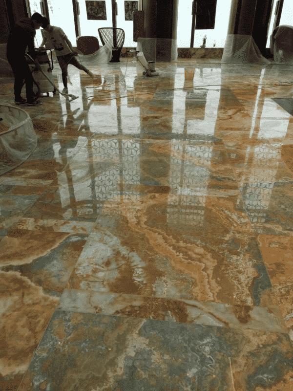 郫都区石材翻新